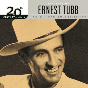 Ernest Tubb Rainbow at Midnight cover