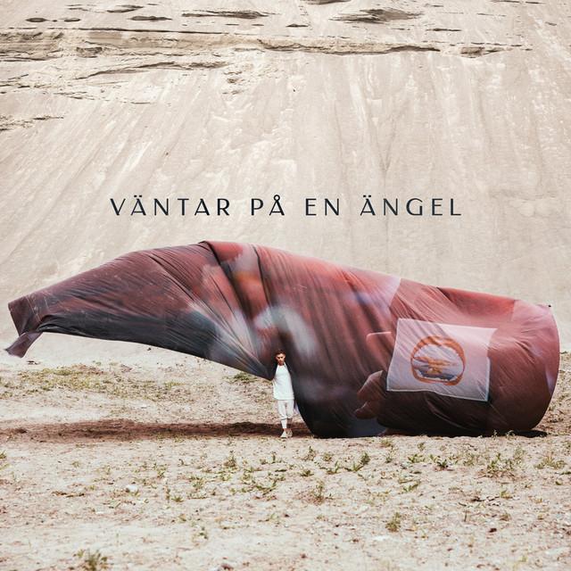 Skivomslag för Oskar Linnros: Väntar På En Ängel