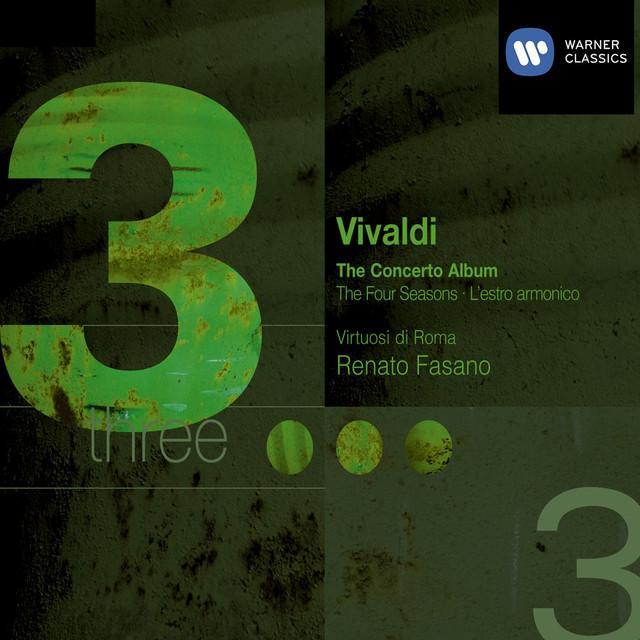 Vivaldi: Concertos Albumcover