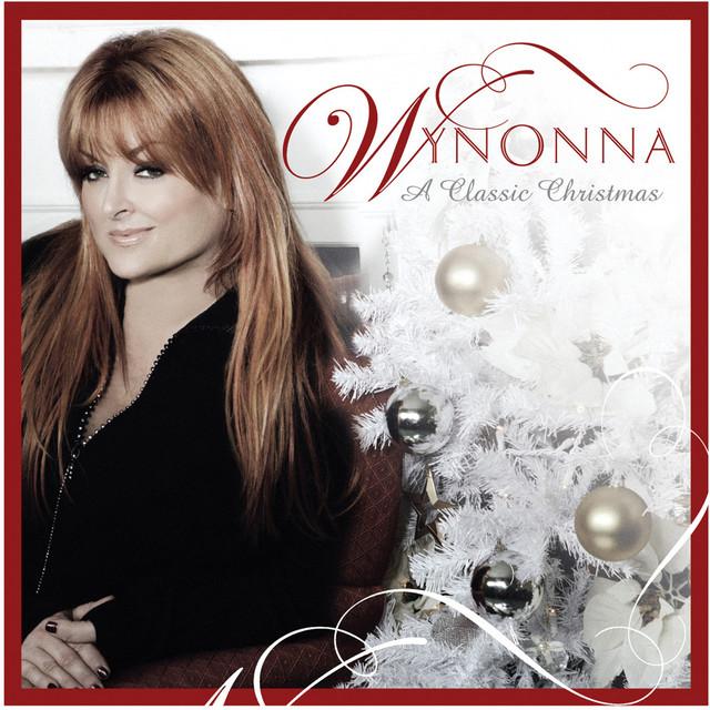 Wynonna A Classic Christmas album cover