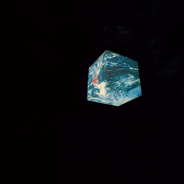 Skivomslag för Tim Hecker: Anoyo