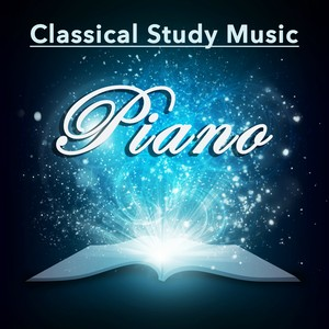Classical Study Music Piano Albumcover