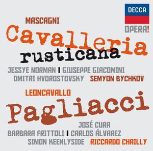 Mascagni: Cavalleria Rusticana / Leoncavallo: Pagliacci album