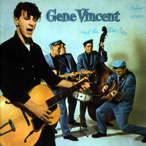 Gene Vincent & His Blue Caps Jumps, Giggles And Shouts - Digitally Remastered 02 cover