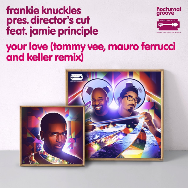 Your Love (feat. Jamie Principle) [Tommy Vee, Mauro Ferrucci & Keller Remix]