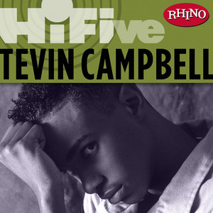 Tevin Campbell, Babyface I'm Ready cover