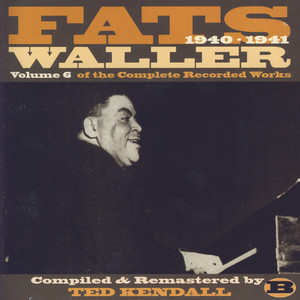 Vol. 6 Of The Complete Recorded Works B