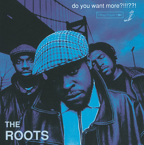 The Roots, Ursula Rucker The Unlocking cover