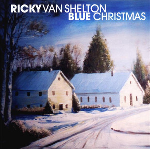 Ricky Van Shelton Let It Snow cover
