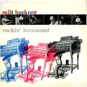 Rockin' Hammond album