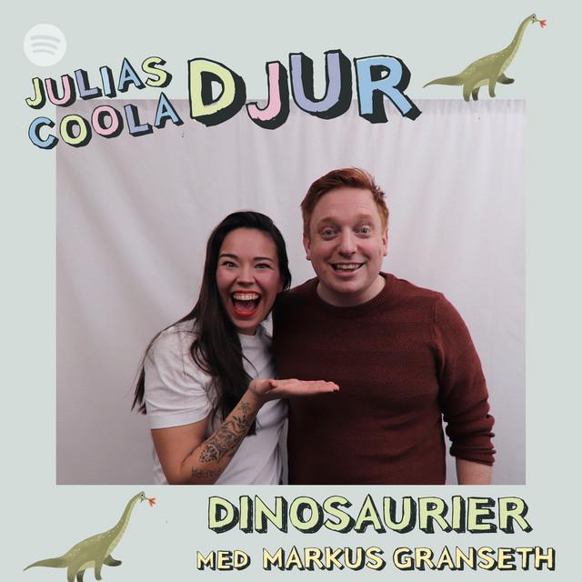Dinosaurier med Markus Granseth