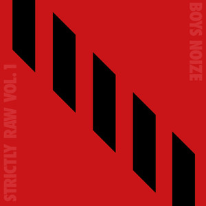 Boys Noize presents Strictly Raw Vol.1 Albümü