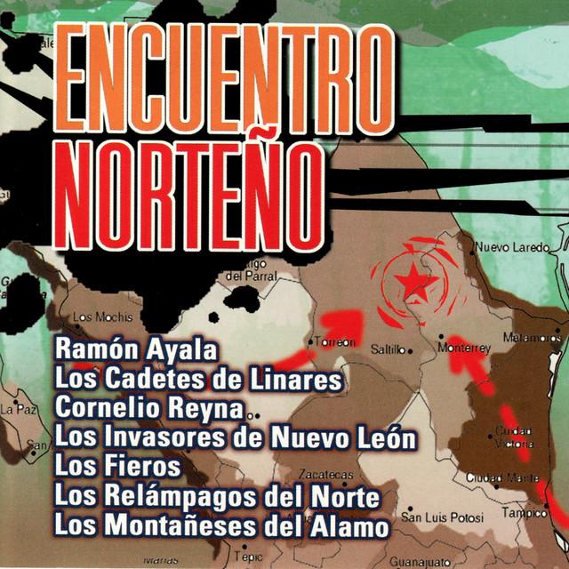 Various Artists Encuentro Norteño album cover