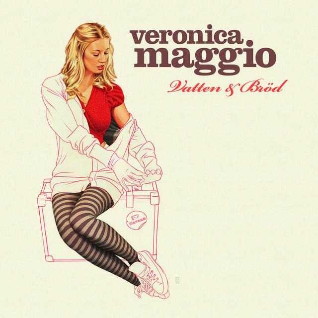 Skivomslag för Veronica Maggio: Vatten & Bröd