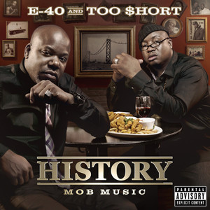History: Mob Music Albumcover