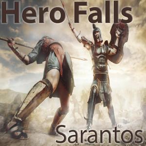 Sarantos Hero Falls cover