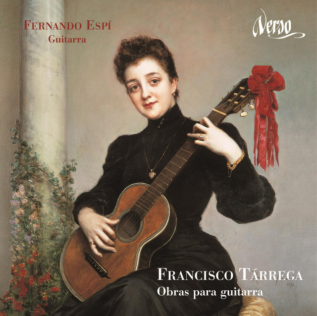 Francisco Tárrega: obras para guitarra by Francisco Tárrega
