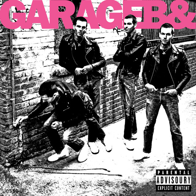 Album cover for GARAGEB& by Jesse