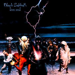 Live Evil Albumcover