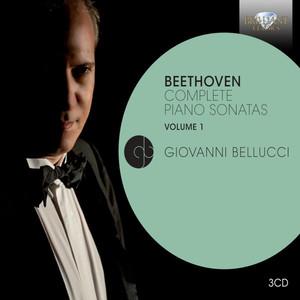 Beethoven: Complete Piano Sonatas, Vol. 1 Albümü