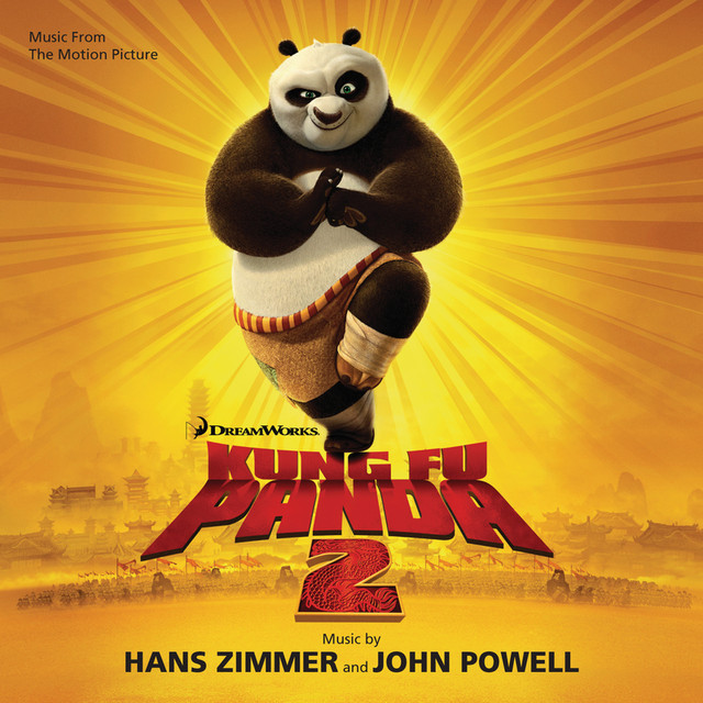 Kung Fu Panda 2 (Music From The Motion Picture) Albumcover