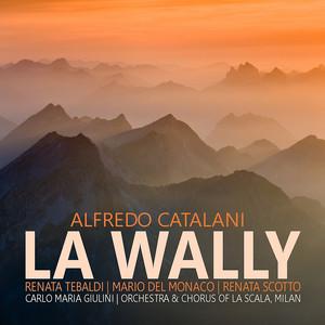 Catalani: La Wally Albümü