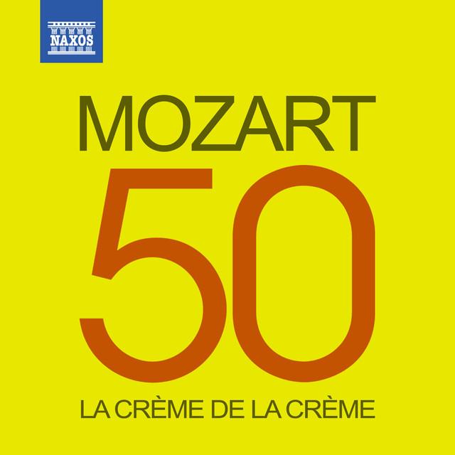 La crème de la crème: Mozart Albumcover