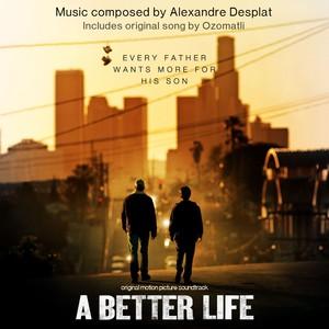 A Better Life: Score Album Albumcover