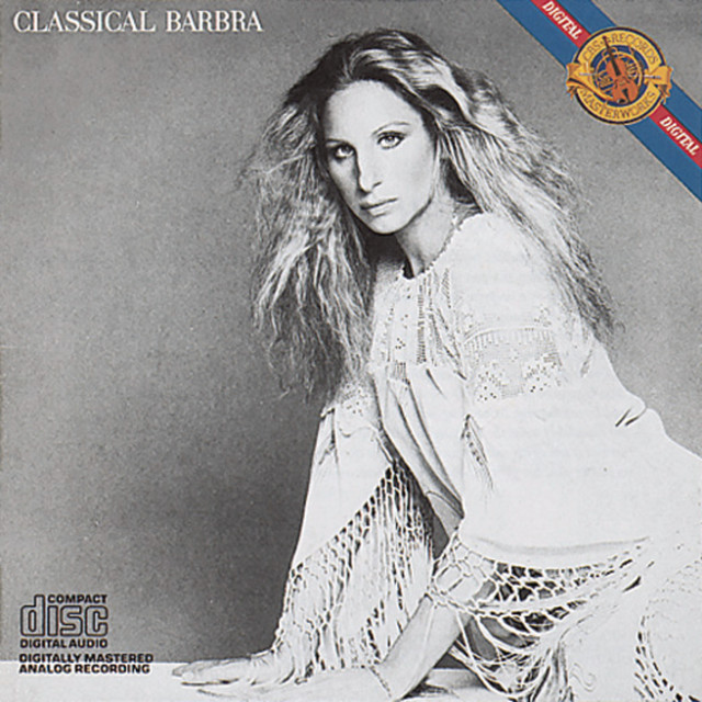 Barbra Streisand Classical Barbra album cover