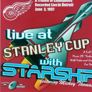 Live At Stanley Cup Albumcover