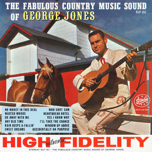 The Fabulous Country Music Sound Of George Jones album