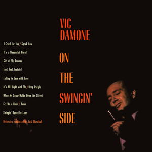 Vic Damone, David Terry & His Orchestra War and Peace cover