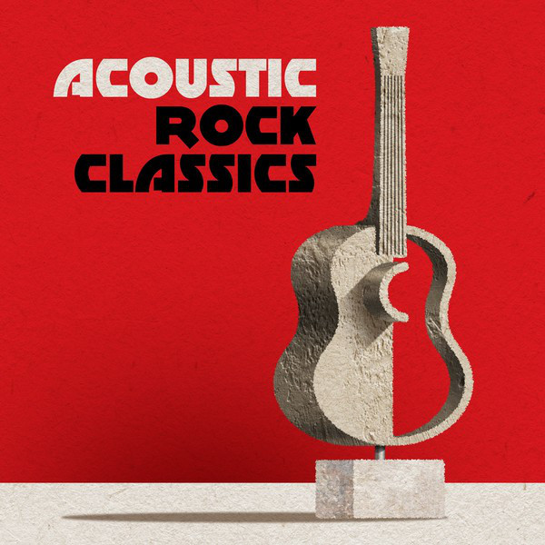 Various Artists Acoustic Rock Classics album cover
