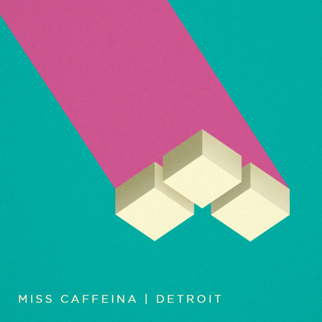 Album cover for Detroit by Miss Caffeina