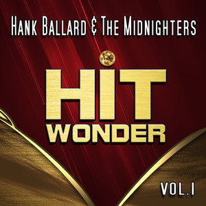 Hank Ballard, Midnighters Finger Poppin Time cover
