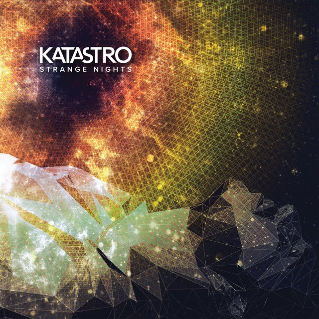 Album cover for Strange Nights by Katastro