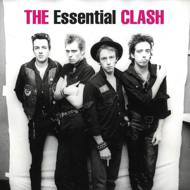 The Clash The Ultimate Collection album cover