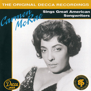 Carmen McRae How Long Has This Been Going On? cover