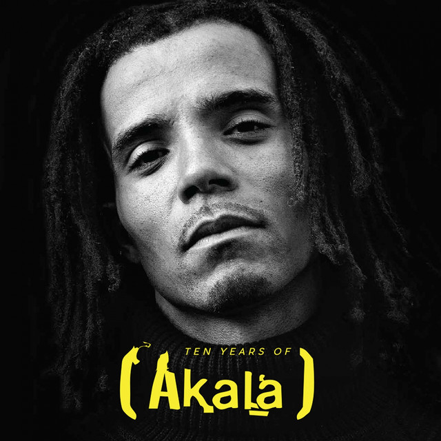 Album cover for 10 Years of Akala by Akala