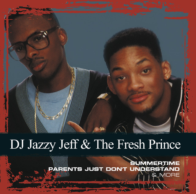 fresh prince discography