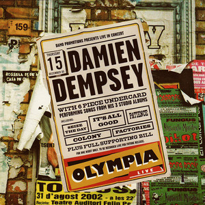 Live at The Olympia album