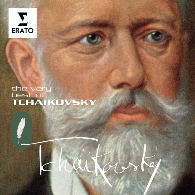 The Very Best of Tchaikovsky Albumcover