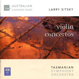 Larry Sitsky: Violin Concertos album