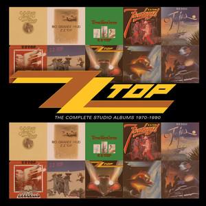 The Complete Studio Albums 1970-1990 album