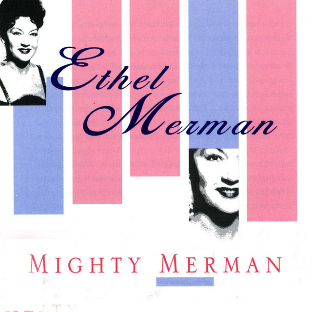 Ethel Merman Mighty Merman album cover