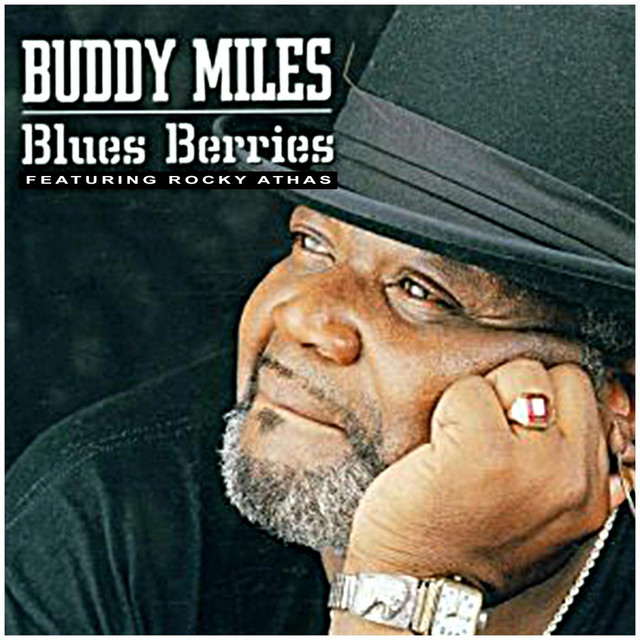 Blues Berries (feat. Rocky Athas)