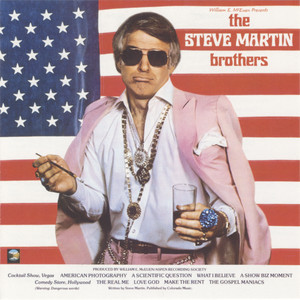The Steve Martin Brothers Audiobook