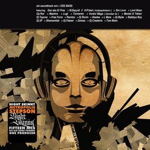 Metropolis Stepson Albumcover