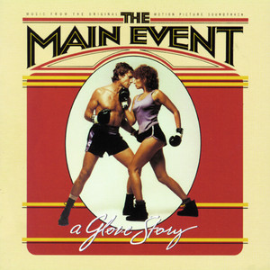 The Main Event - Music From The Original Motion Picture Soundtrack Albumcover