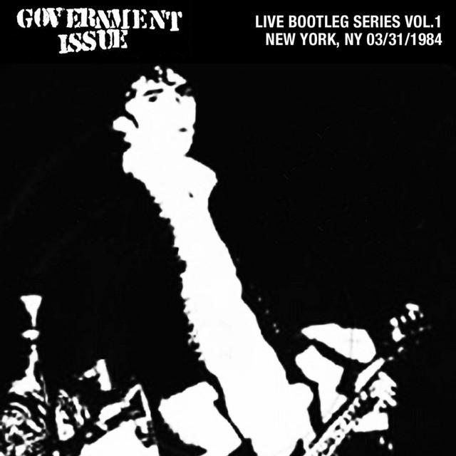 Live Bootleg Series Vol. 1: 03/31/1984 New York, NY @ CBGB